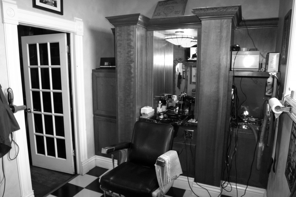 Barber Shop Denver : ... barber, Tony, has been cutting and shaving in Denver for more than two