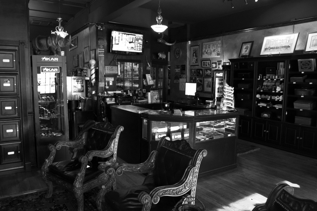 Denver cigar shop