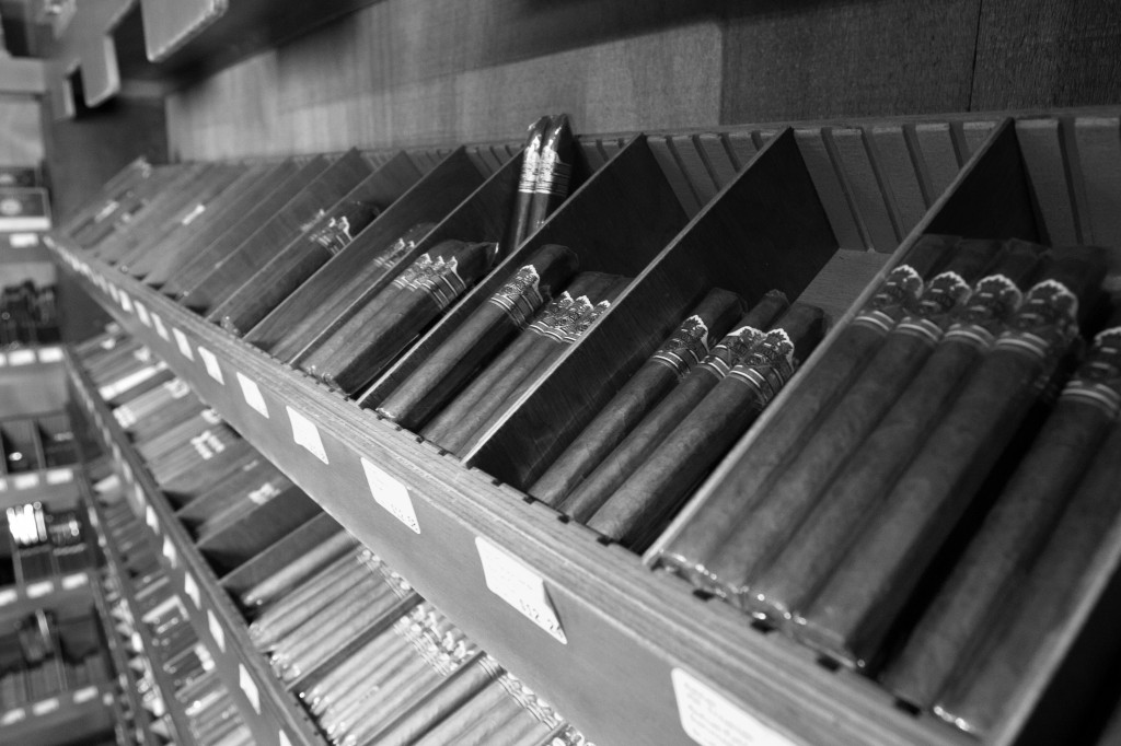 Cigars on 6th - Humidor Room 4