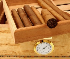 How to Store Cigars: A Humidor
