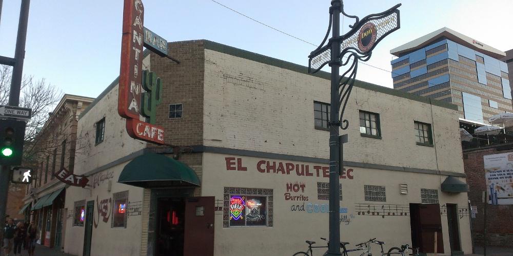 Denver's Oldest Bars - El Chapultepec