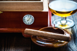 Humidor rooms around the world